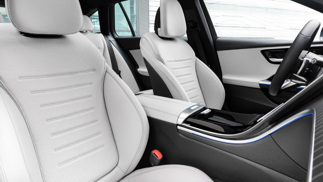 2021 Mercedes-Benz C-Class W206 Upcoming Version Interior 003