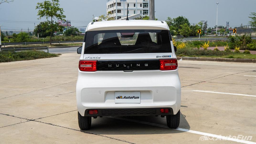 2020 Wuling Mini EV Exterior 006