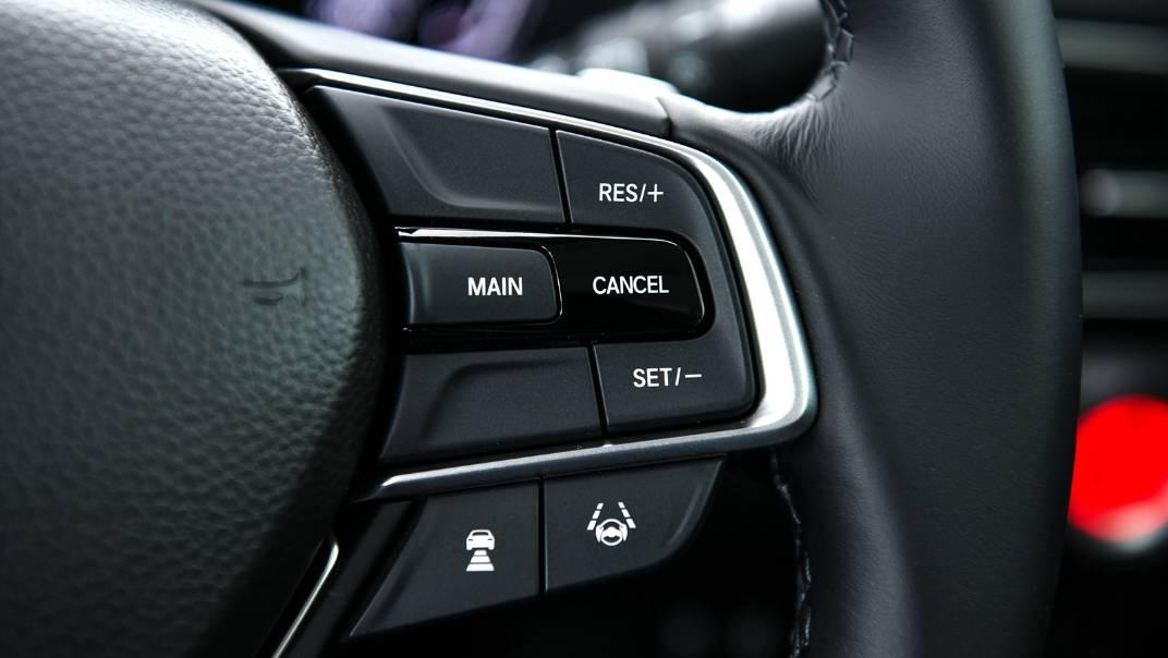 2021 Honda Accord 1.5 Turbo EL Interior 079
