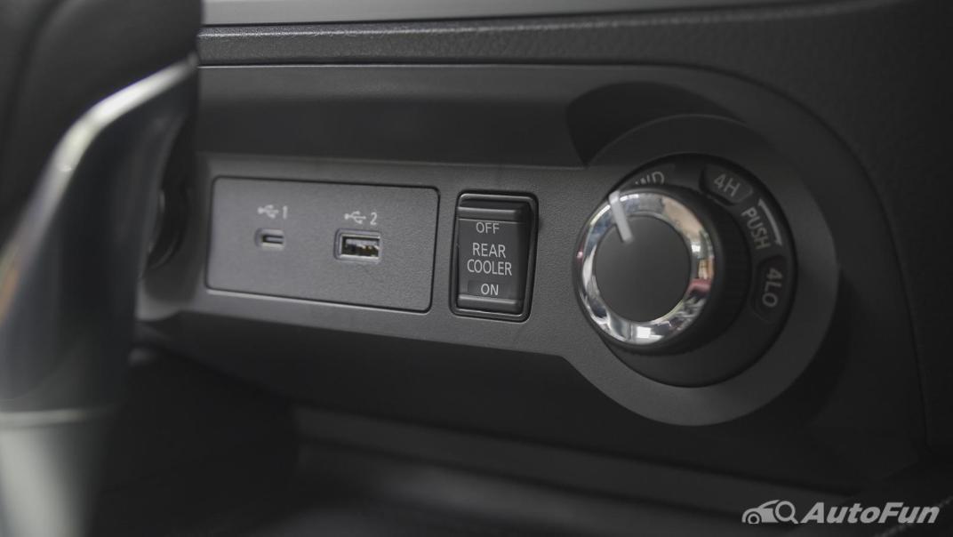 2021 Nissan Terra 2.3 VL 4WD Interior 020