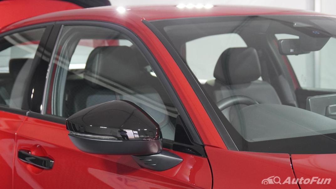 2022 Honda Civic RS Exterior 091