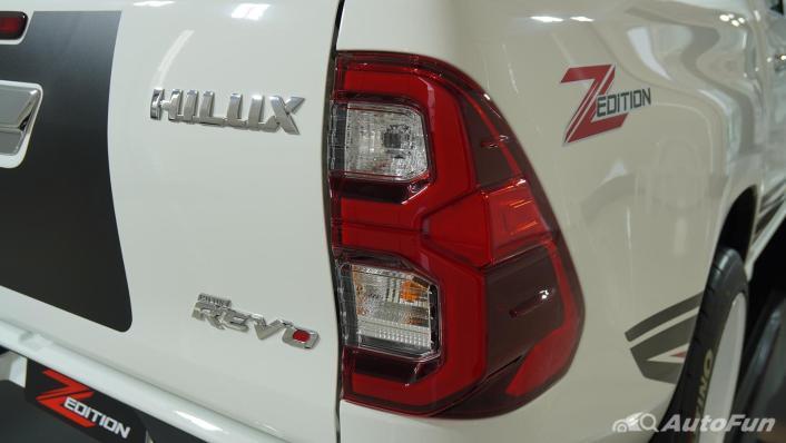 2021 Toyota Hilux Revo Double Cab Z Edition Exterior 007