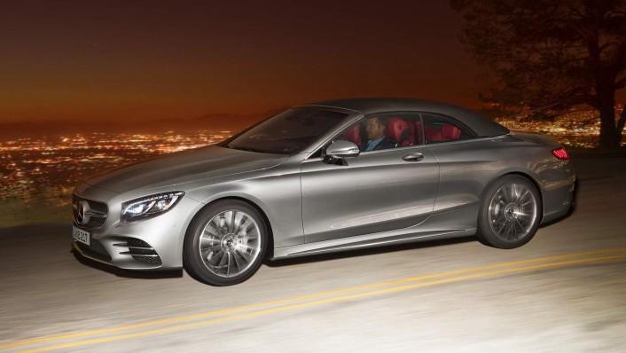 Mercedes-Benz S-Class Cabriolet 2020 Exterior 001
