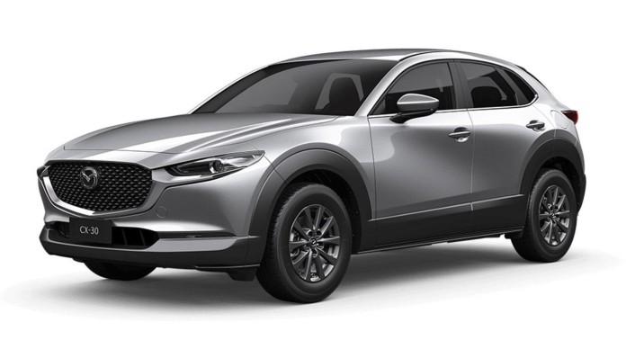 Mazda CX-30 2020 Exterior 005