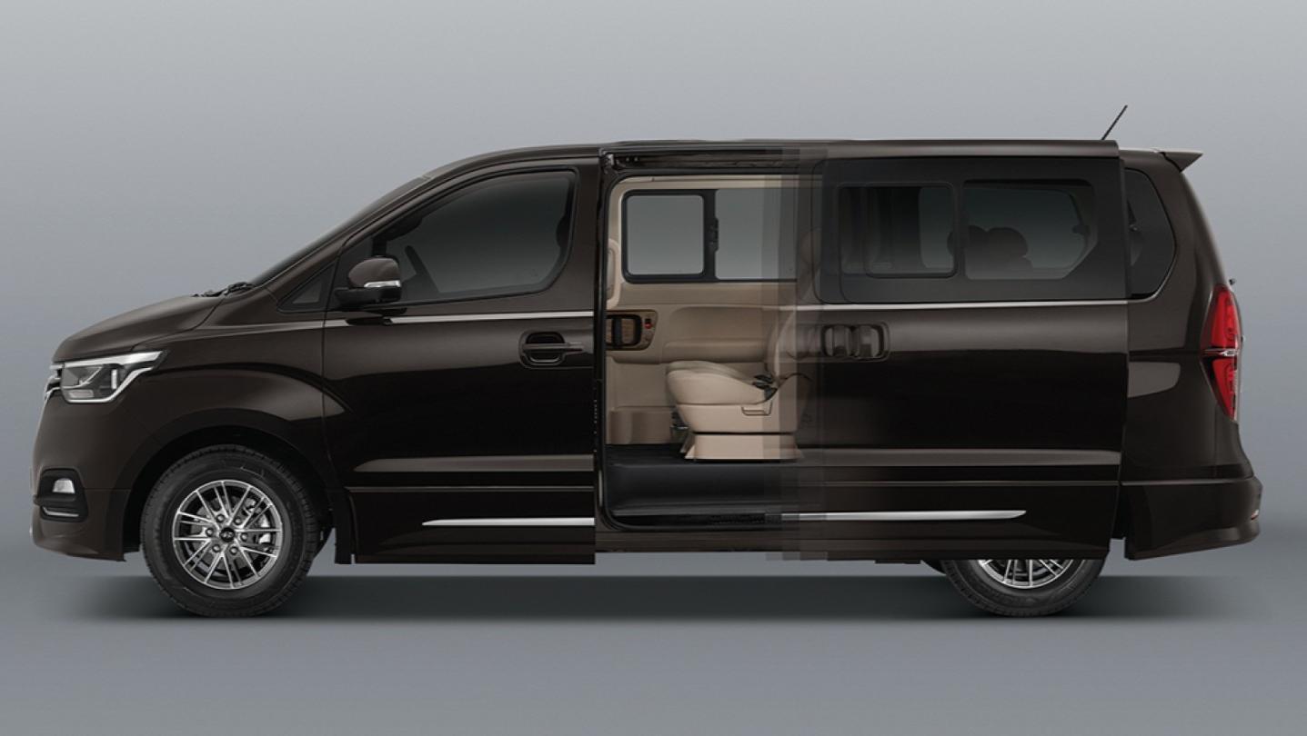Hyundai H-1 Public 2020 Exterior 002