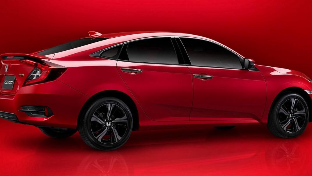 Honda Civic 2020 Exterior 003