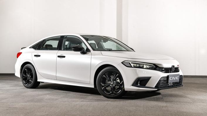 2022 Honda Civic RS Exterior 003