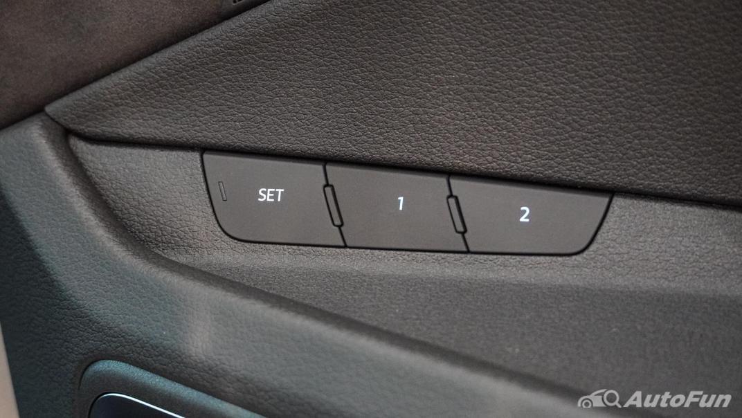2020 Audi E Tron Sportback 55 quattro S line Interior 131