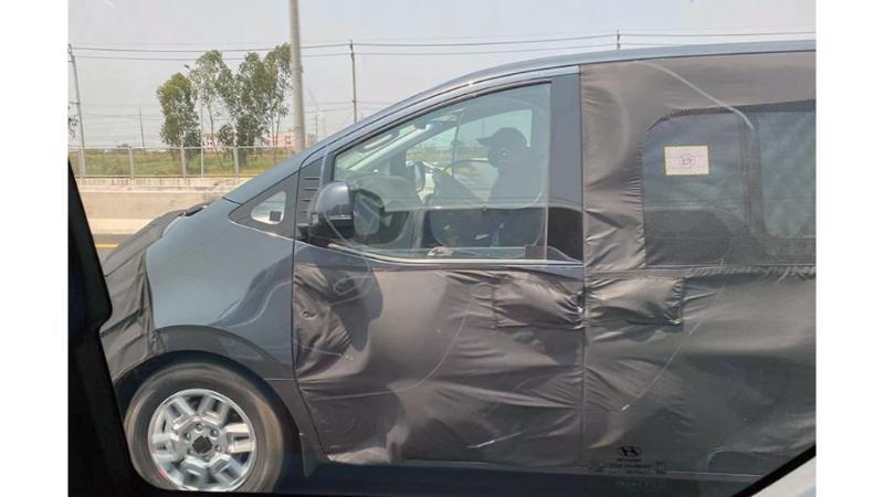 2021 Hyundai Staria สปายช็อตในไทย เก็บเงินเตรียมดาวน์รถเอ็มพีวีล้ำยุคได้เลย 02