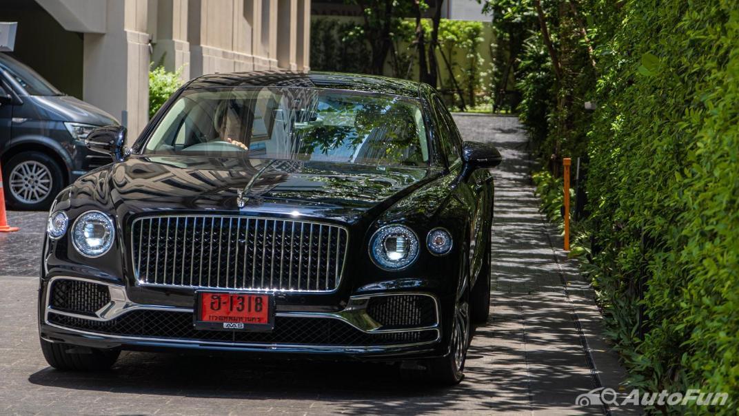 2020 Bentley Flying Spur 6.0L W12 Exterior 054