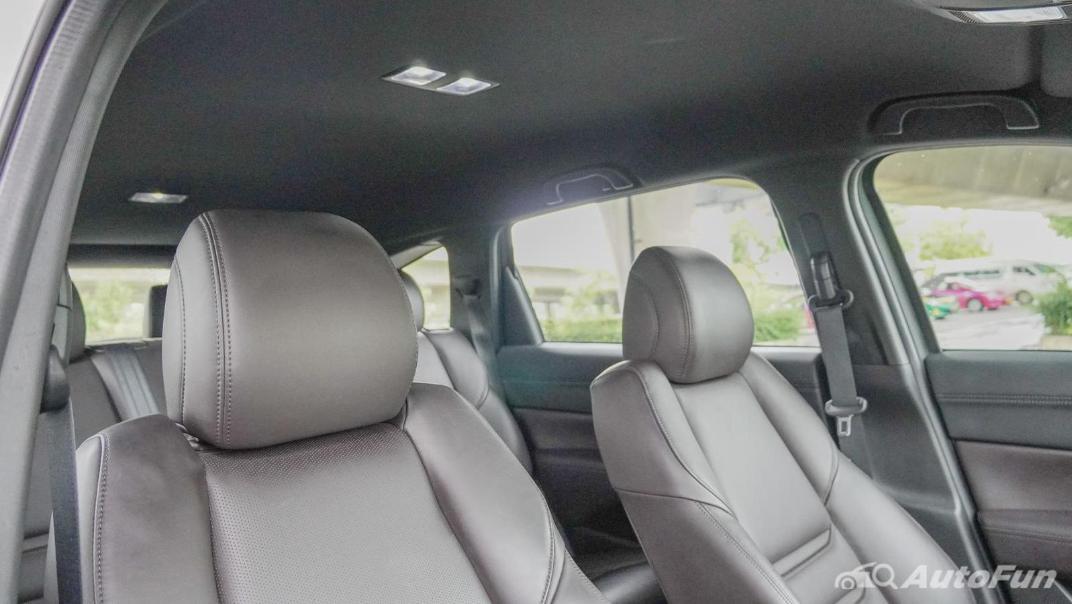 2020 Mazda CX-8 2.5 Skyactiv-G SP Interior 032