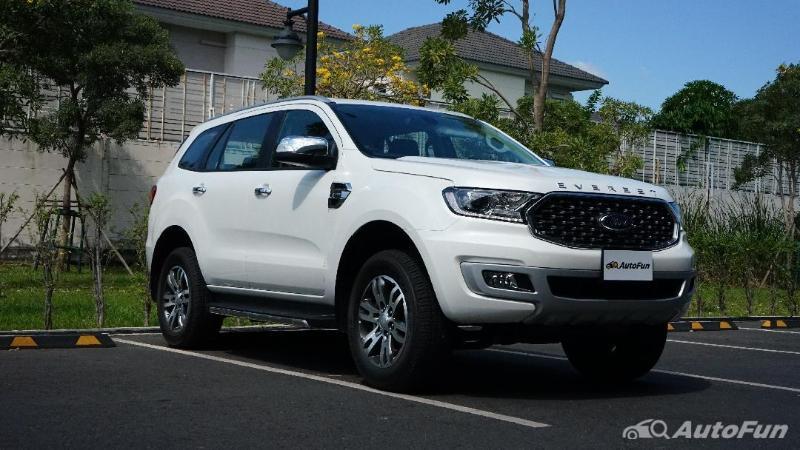 Full Review : Ford Everest ถ้าคิดว่าแก้ไขทอร์คแล้วจะน่าใช้ ไปลองขับรถคู่แข่งแล้วให้คิดใหม่ 02