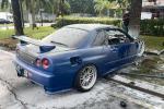 หนุ่มมาเลย์เศร้า ขาย Nissan GT-R R34 ราคา 1.2 ล้านไม่ถึงชั่วโมง นายหน้าขับชนต้นไม้ยับ