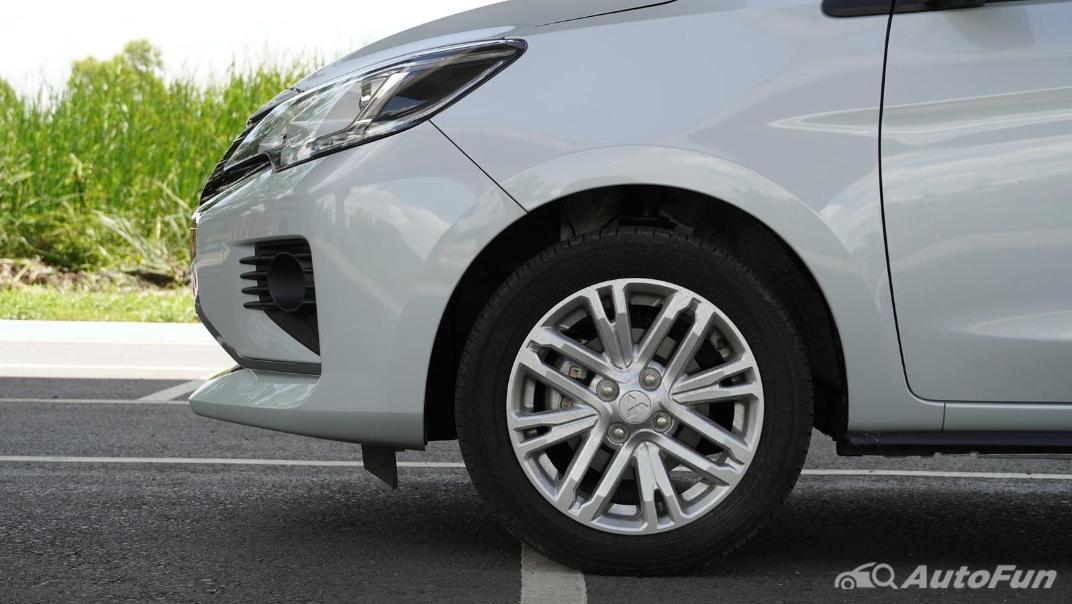 2020 1.2 Mitsubishi Attrage GLS-LTD CVT Exterior 053