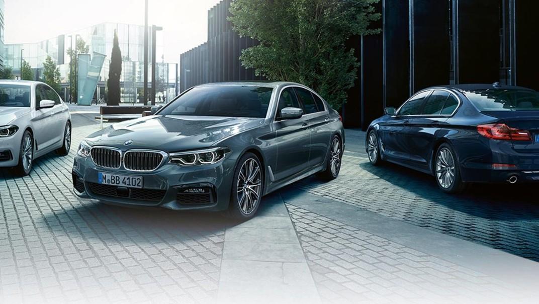 BMW 5-Series-Sedan 2020 Exterior 001