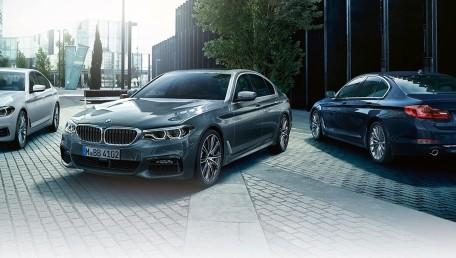 2021 BMW 5 Series Sedan 2.0 530e M Sport ราคารถ, รีวิว, สเปค, รูปภาพรถในประเทศไทย | AutoFun