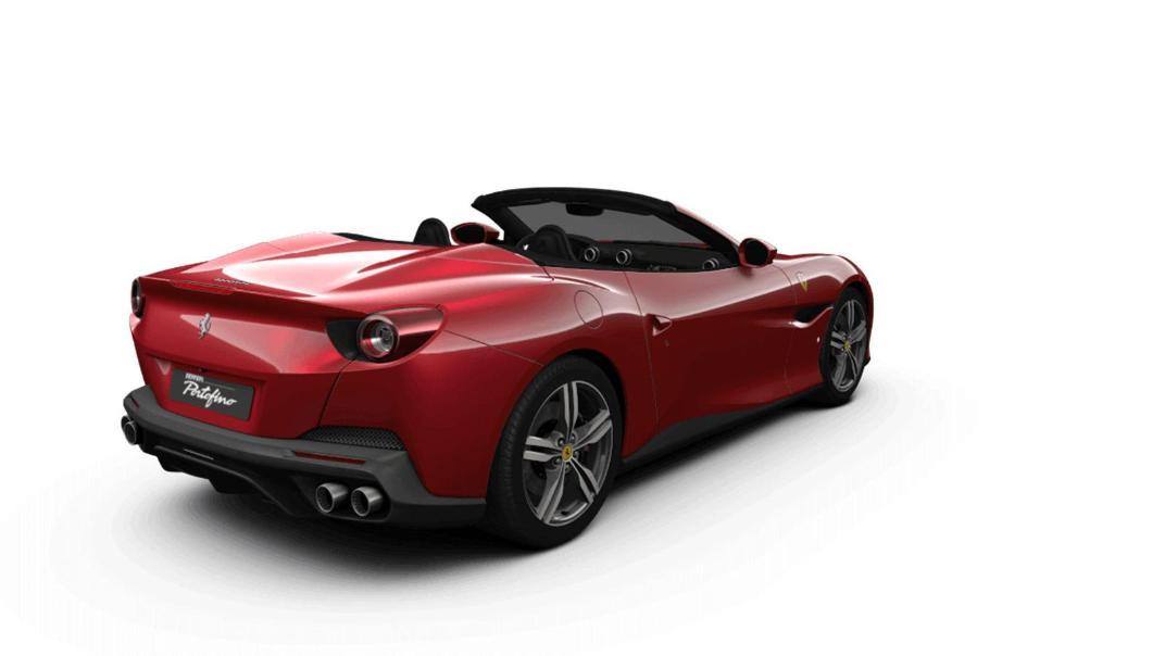 2020 Ferrari Portofino 3.9 V8 Exterior 001