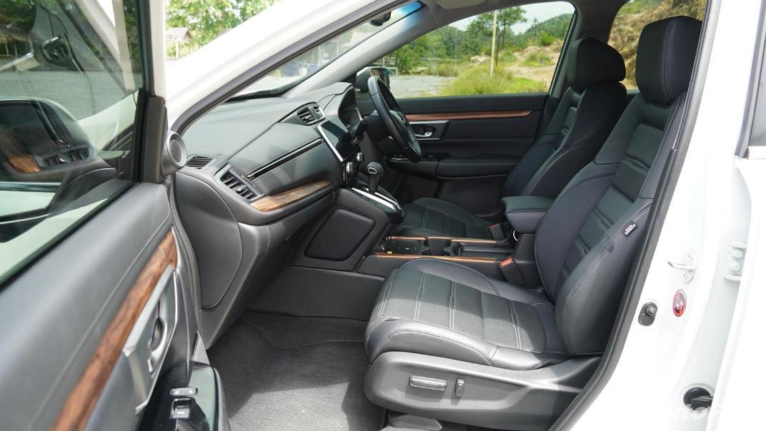 2020 Honda CR-V 2.4 ES 4WD Interior 026
