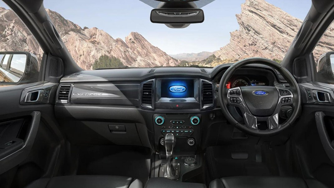 Ford Everest 2020 Interior 001