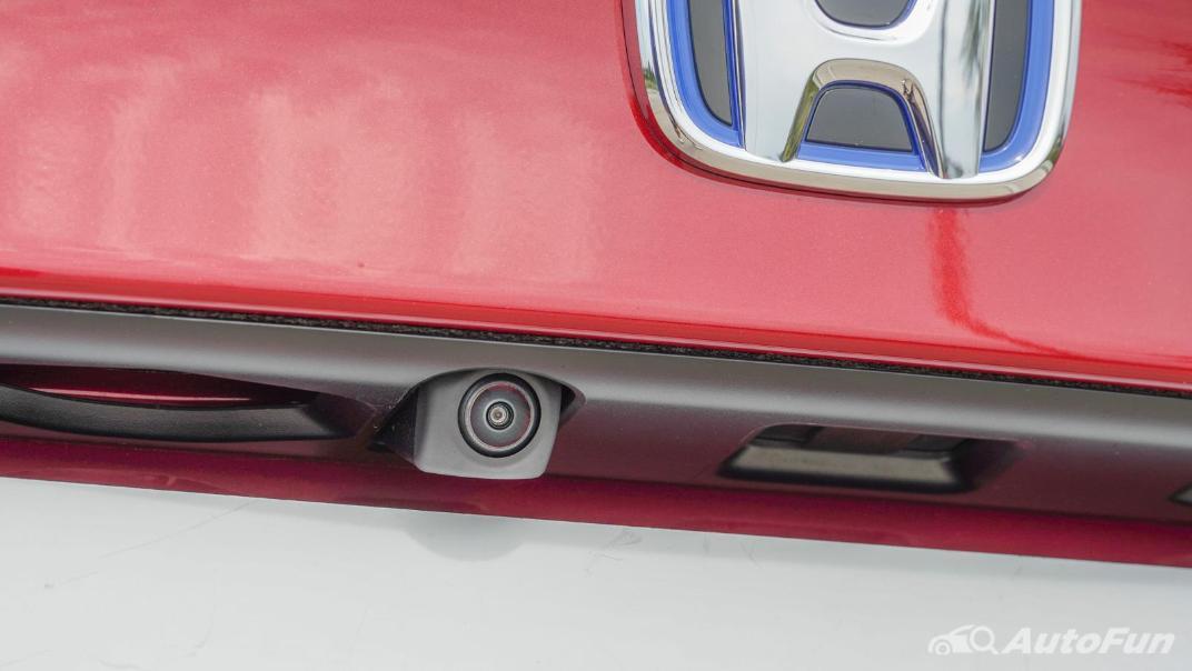 2021 Honda City e:HEV RS Exterior 026