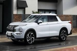 จะเป็นอย่างไรหาก Mitsubishi Triton ปรับโฉมหน้ามาใหม่เป็นแบบ Outlander