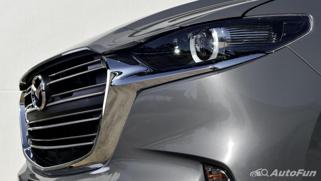Mazda BT-50 Pro 2021 Exterior 041
