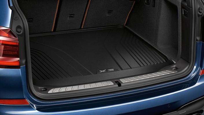 BMW X3 2020 Interior 006