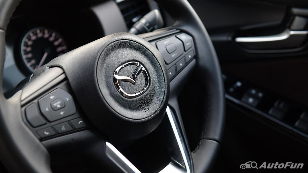2021 Mazda BT-50 Pro Double Cab 1.9 SP Hi-Racer 6AT Interior 009