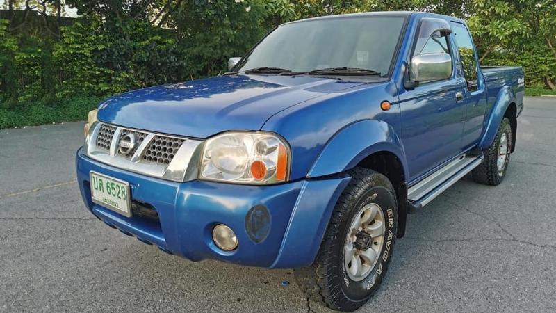 มือสองต้องรู้ Nissan Frontier 3.0 ZDi-T กระบะที่แรงสุดแห่งยุค น่าซื้อใช้จริง หรือว่าปั่นราคากันแน่ 02