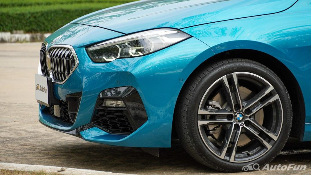 2021 BMW 2 Series Gran Coupe 220i M Sport Exterior 058
