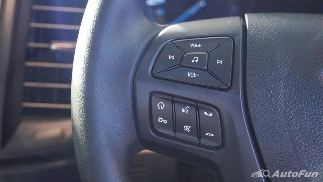2021 Ford Ranger XL Street Interior 003