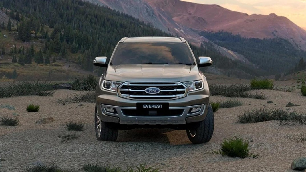 Ford Everest Public 2020 Exterior 004