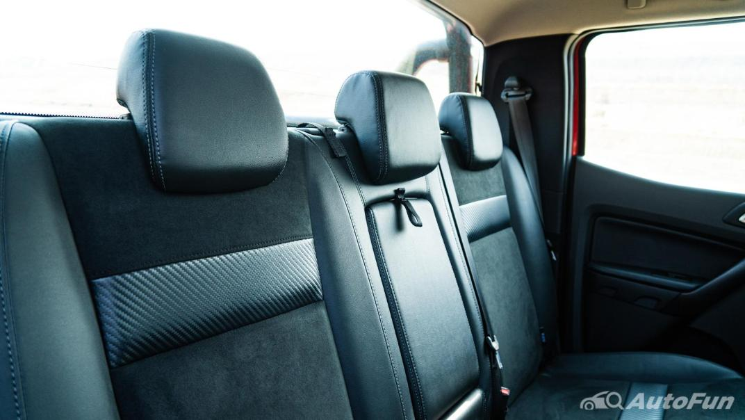 2021 Ford Ranger FX4 MAX Interior 033