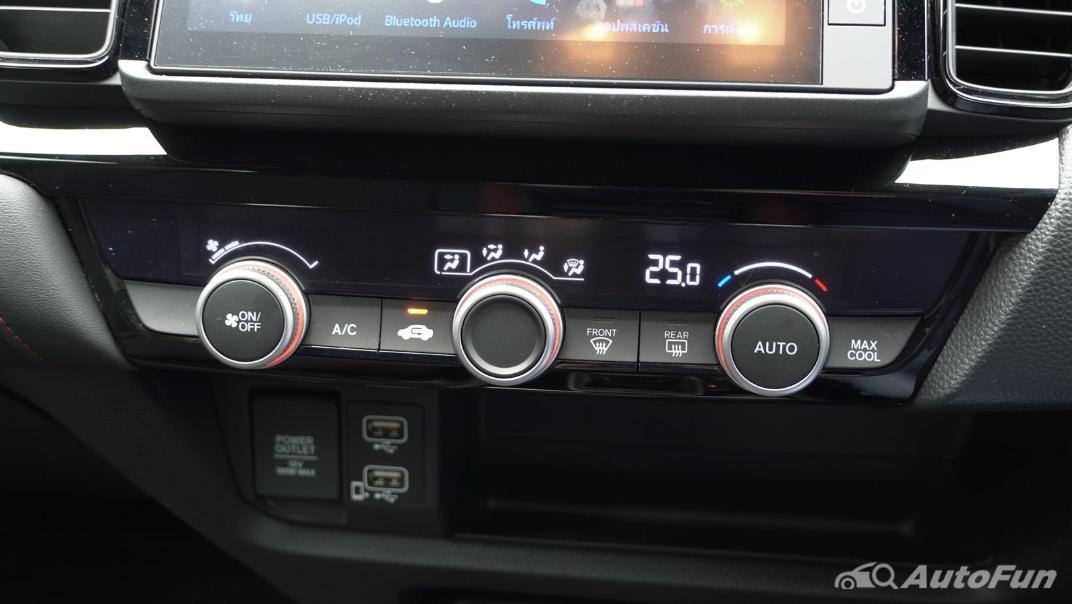 2021 Honda City Hatchback e:HEV RS Interior 022