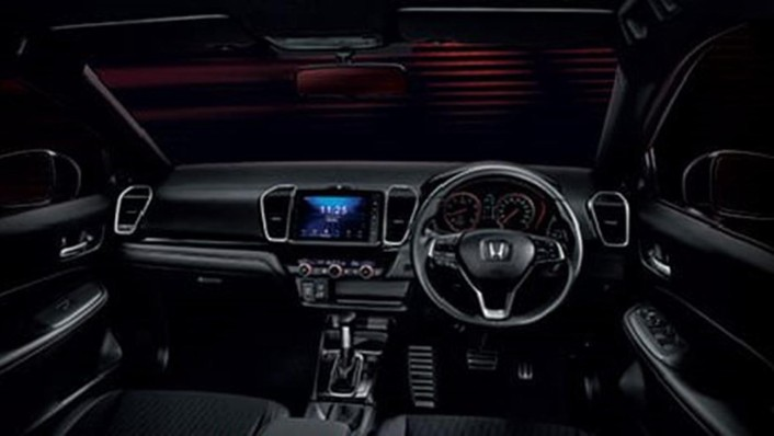 Honda City 2020 Interior 001