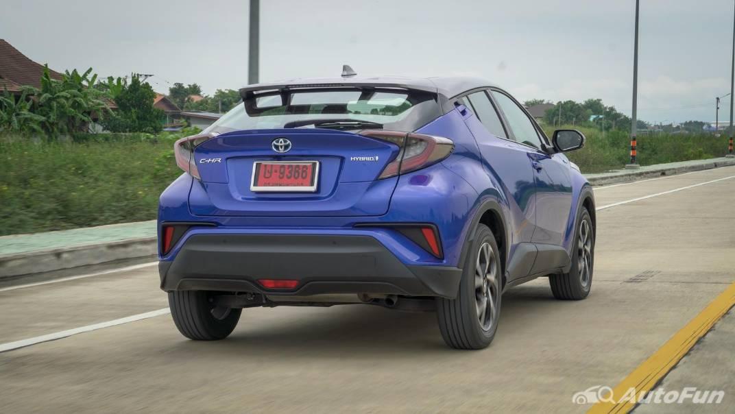2021 Toyota C-HR Hybrid Premium Safety Exterior 020