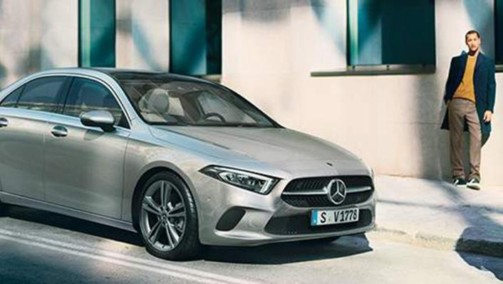 Mercedes-Benz A-Class Public 2020 Exterior 004
