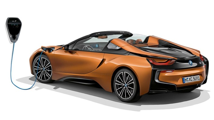 BMW I8-Roadster 2020 Exterior 002