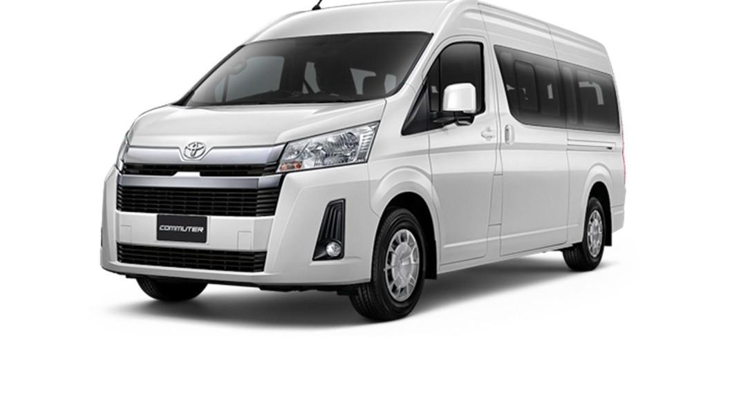 Toyota Commuter 2020 Exterior 002