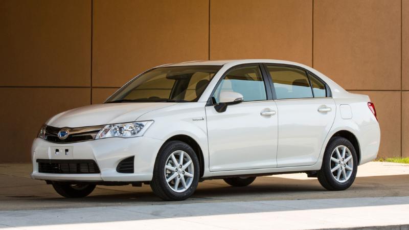 Toyota Corolla Axio ยังขายดีในญี่ปุ่นนาน 9 ปีแล้ว เทียบ Vios พบว่าดีกว่า ลองมาไทยบ้างไหม ? 02