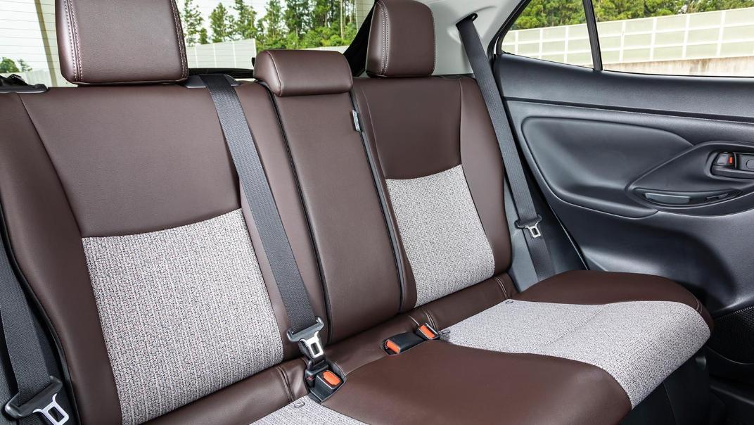 2020 Toyota Yaris Cross International Version Interior 007