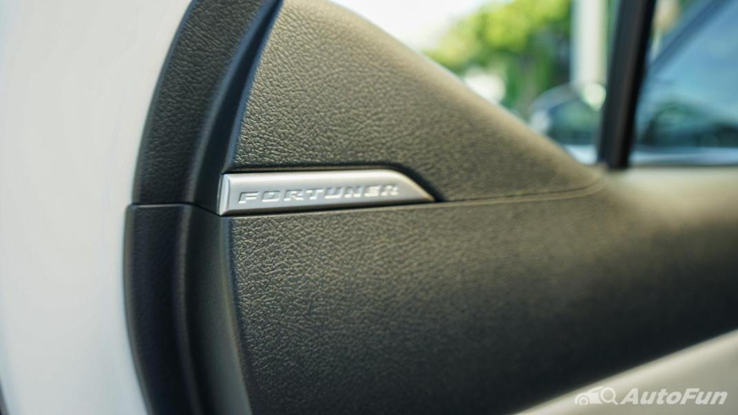 2020 Toyota Fortuner 2.8 Legender 4WD Interior 078