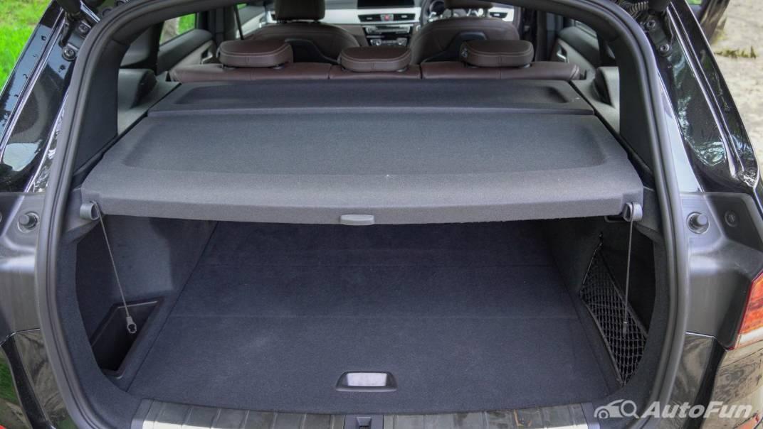 2021 BMW X1 2.0 sDrive20d M Sport Interior 064