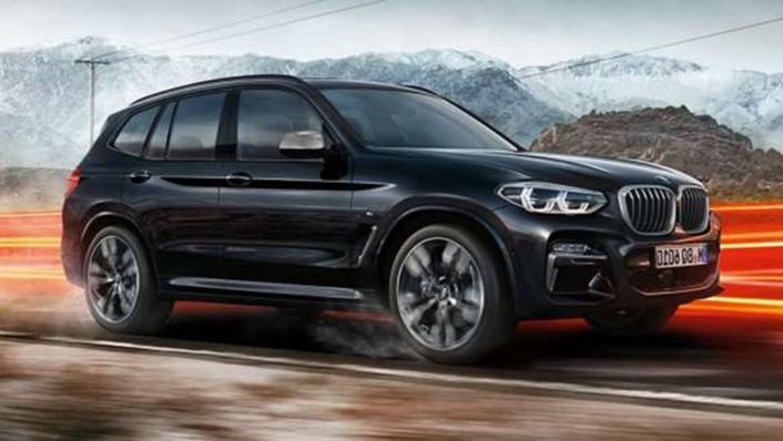 BMW X3-M 2020 Exterior 001