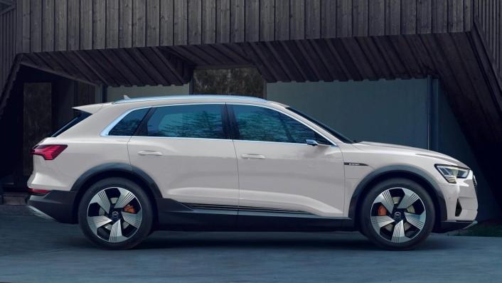 Audi E Tron 2020 Exterior 006