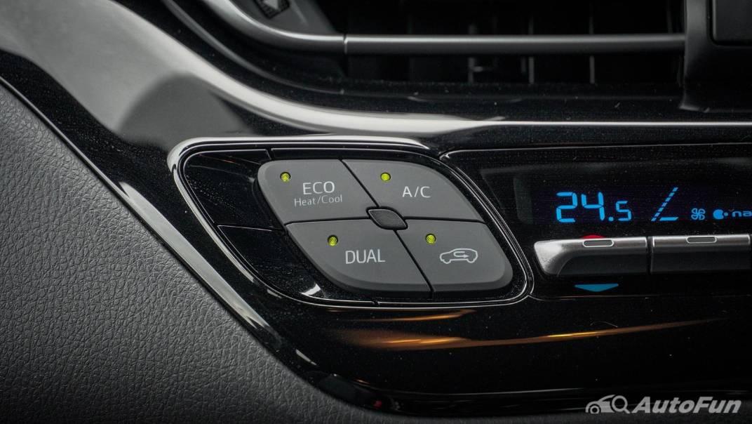 2021 Toyota C-HR Hybrid Premium Safety Interior 039