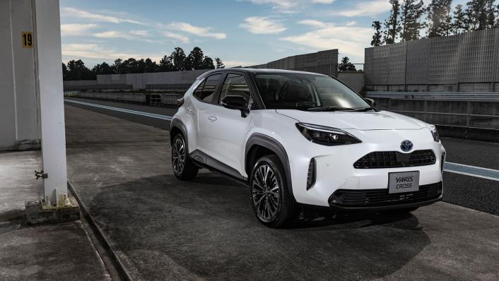 2020 Toyota Yaris Cross International Version Exterior 004