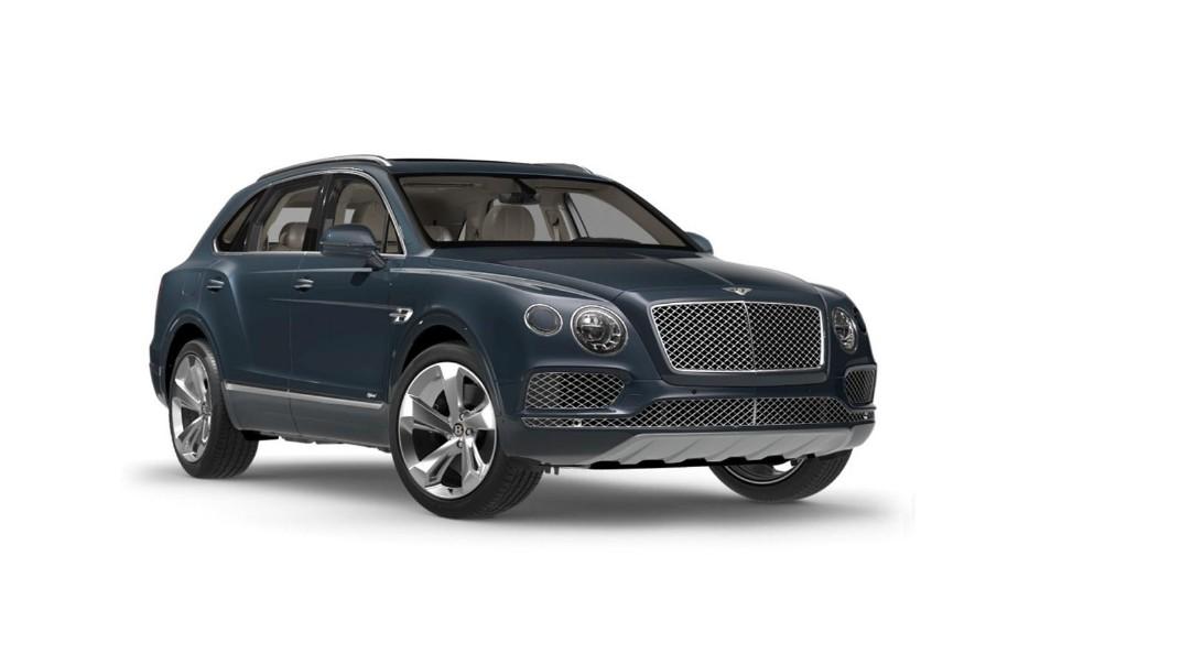 Bentley Bentayga Public 2020 Others 002