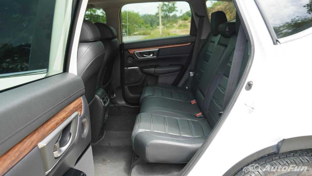 2020 Honda CR-V 2.4 ES 4WD Interior 032