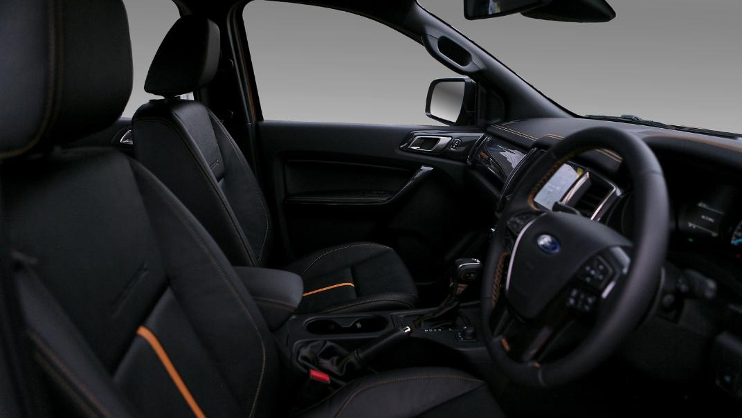 2021 Ford Ranger Wildtrak Interior 003